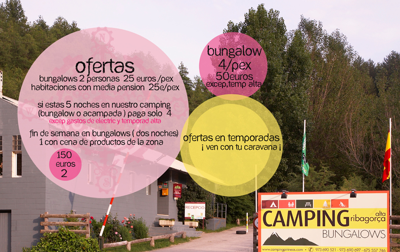 Oferta camping pirineus